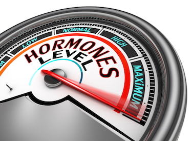 Hormones affect many aspects of your health