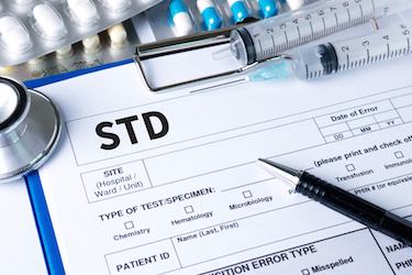 STD testing is fast and convenient