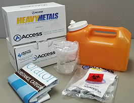 Heavy Metal Home Test Kit