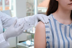Immune system testing evaluates vaccination effectiveness