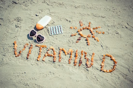 Get tested before taking vitamin d supplements or get from natural source like sunshine